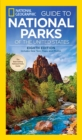 National Geographic Guide to the National Parks of the United States, 8th Edition - Book