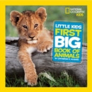 Little Kids First Big Book of Animals - Book