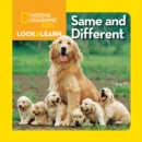 Look and Learn: Same and Different - Book