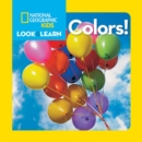 Look and Learn: Colours - Book