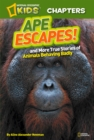 National Geographic Kids Chapters: Ape Escapes - eBook