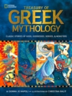 Treasury of Greek Mythology: Classic Stories of Gods, Goddesses, Heroes & Monsters (Stories & Poems) - eBook