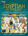 Treasury of Egyptian Mythology : Classic Stories of Gods, Goddesses, Monsters & Mortals - Book