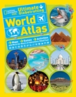 National Geographic Kids Ultimate Globetrotting World Atlas - Book