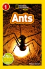 National Geographic Kids Readers: Ants - Book