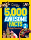 5,000 Awesome Facts (About Everything!) 2 - Book