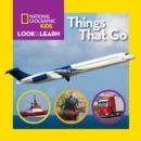 Look and Learn: Things That Go - Book
