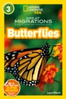 National Geographic Kids Readers: Butterflies - Book