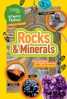 Ultimate Explorer Field Guide: Rocks and Minerals - Book