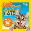 Just Joking Cats - Book
