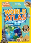 World Atlas Sticker Activity Book : Over 1,000 Stickers! - Book