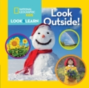 Look and Learn: Look Outside! - Book