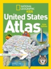 National Geographic Kids United States Atlas - Book