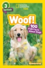 National Geographic Kids Readers: Woof! - Book