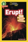 National Geographic Kids Readers: Erupt! - eBook