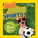 Just Joking Sports - Book