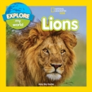 Explore My World: Lions - Book