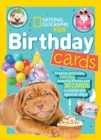National Geographic Kids Birthday Cards - Book