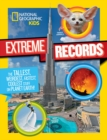 National Geographic Kids Kids Extreme Records - Book