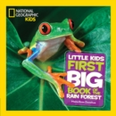 Little Kids First Big Book of the Rain Forest - Book