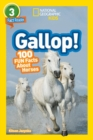 National Geographic Kids Readers: Gallop! 100 Fun Facts About Horses - Book