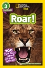 National Geographic Kids Readers: Roar! 100 Fun Facts About African Animals - Book