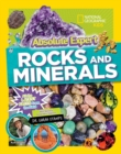 Absolute Expert: Rocks & Minerals - Book