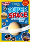 Super Space Sticker Activity Book : Over 1,000 Stickers! - Book