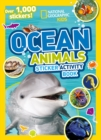 Ocean Animals Sticker Activity Book : Over 1,000 Stickers! - Book
