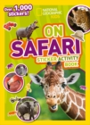 On Safari Sticker Activity Book : Over 1,000 Stickers! - Book