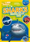 Sharks Sticker Activity Book : Over 1,000 Stickers! - Book