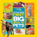 Little Kids First Big Book of Pets - Book