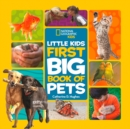 Little Kids First Big Book of Pets (First Big Book) - eBook