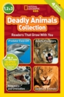 Deadly Animals Collection - Book
