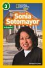 Sonia Sotomayor (L3, Spanish) (National Geographic Readers) - eBook