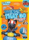 Things That Go Sticker Activity Book : Over 1,000 Stickers! - Book