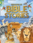 Treasury of Bible Stories: A mosaic of prophets, kings, families, and foes - eBook