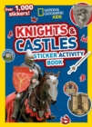 Knights and Castles Sticker Activity Book - Book