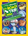 NGK Ultimate U.S. Road Trip Atlas (2020 update) - Book