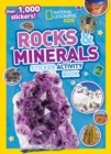 Rocks and Minerals Sticker Activity Book : Over 1,000 Stickers! - Book
