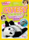 Cutest Animals Sticker Activity Book : Over 1,000 Stickers! - Book