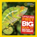Little Kids First Big Book of Reptiles and Amphibians - Book