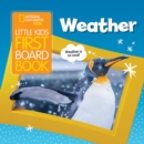 Little Kids First Board Book Weather - Book