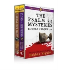 The Psalm 23 Mysteries Bundle, The Lord is My Shepherd & I Shall Not Want - eBook [ePub] : Books 1 & 2 of The Psalm 23 Mysteries - eBook