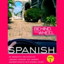 Behind the Wheel - Spanish 1 - eAudiobook