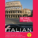 Behind the Wheel - Italian 1 - eAudiobook