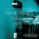 Hidden Agendas : A Novel - eAudiobook