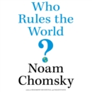Who Rules the World? - eAudiobook