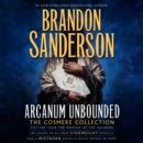 Arcanum Unbounded: The Cosmere Collection - eAudiobook