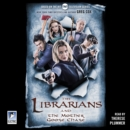 The Librarians and the Mother Goose Chase - eAudiobook